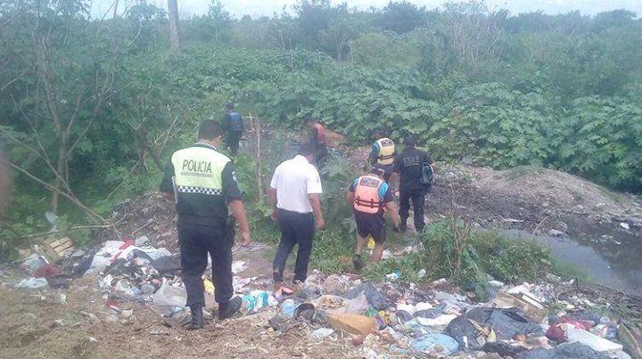 Hallazgo. Un pescador alertó por la aparición de un cuerpo sin vida en las orillas del río Salí.