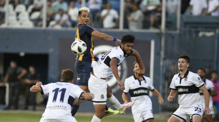 Zampedri reconoció su bronca por la derrota en La Plata