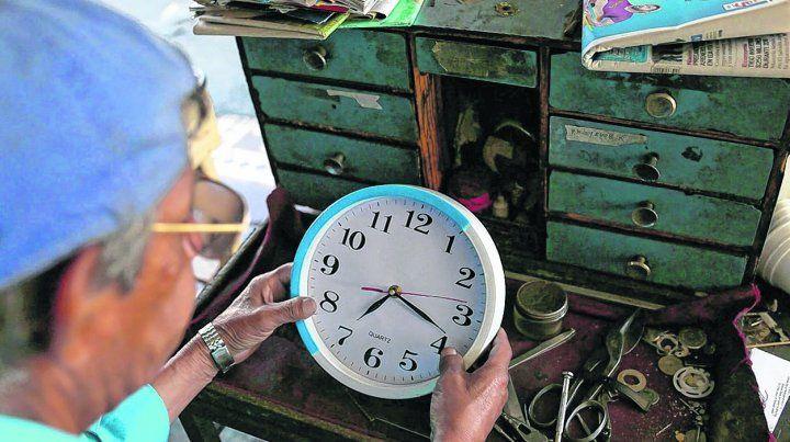 El tiempo y las palabras