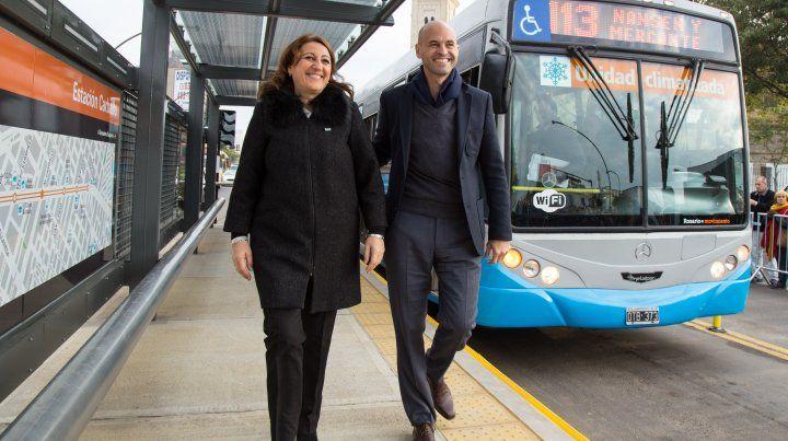 Nación no enviará fondos para terminar el Metrobus
