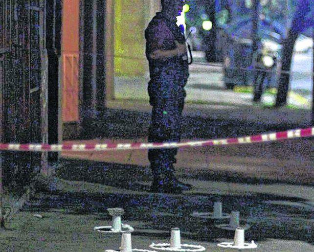 balvanera. El ataque al dueño del supermercado Horizonte ocurrió el martes