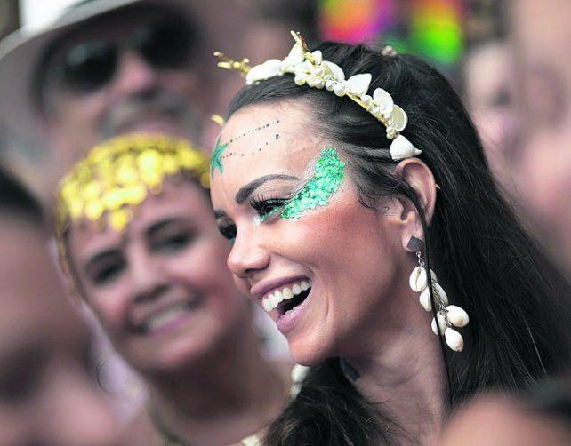 ciudad maravillosa. Preocupación en el Carnaval más famoso.