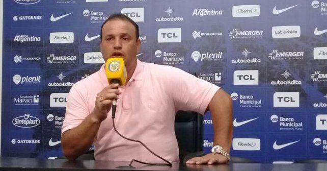 Leo Fernández dio el equipo para jugar con Unión