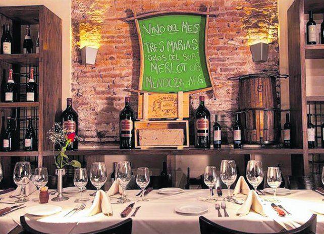 Restaurante premiado en San Telmo