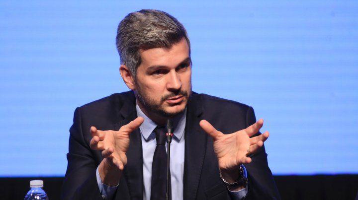 Peña argumenta el apoyo a Chocobar