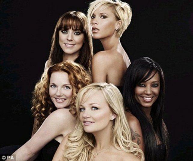 Exito. Spice Girls