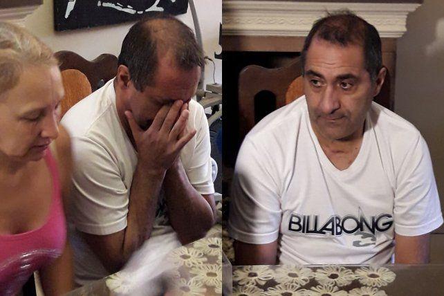 En recuperación. Zamora salió de terapia intensiva y lloró al revelar sus problemas económicos.