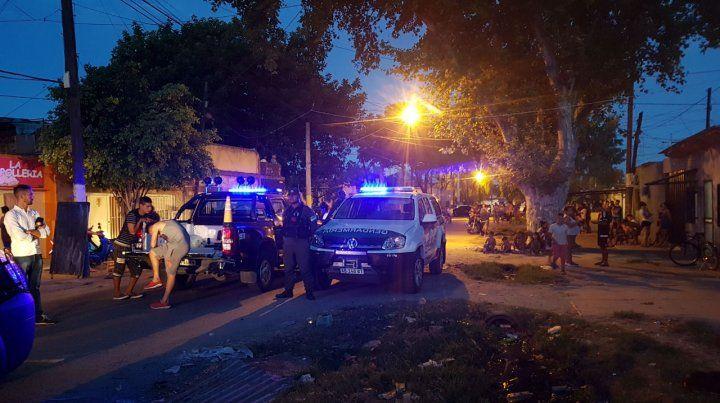 Encontraron en una casa de La Tablada un hombre de 27 años baleado y calcinado