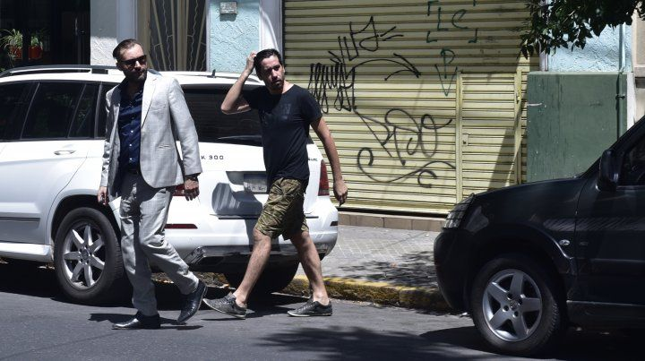 Dónde y en qué estado se entregó el falso agente de viajes Lucho Paladini