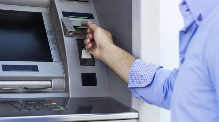 Temen que falte dinero en los cajeros automáticos