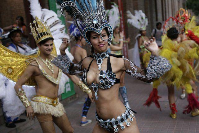 El anticipo de la fiesta: presentaron el Carnaval 2018