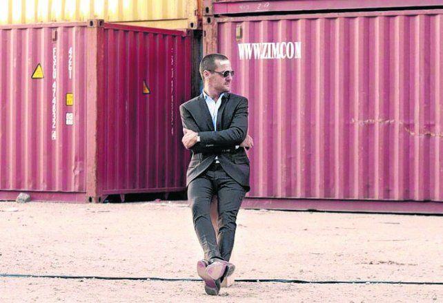 ambicioso. Rodrigo de la Serna protagoniza la miniserie.