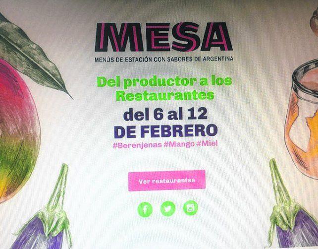 original. La promoción de una movida que potencia a los productores.