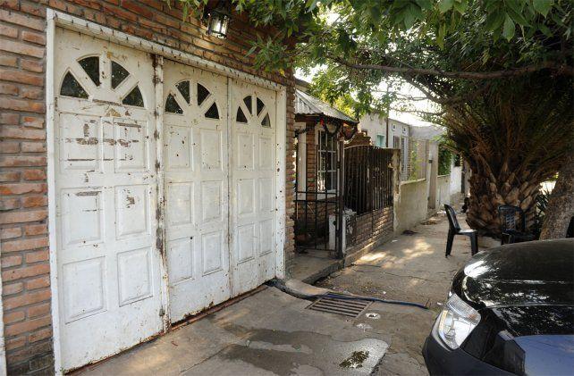 La vivienda de Abbaca.