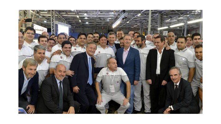 Macri llamó a superar el patoterismo y la extorsión