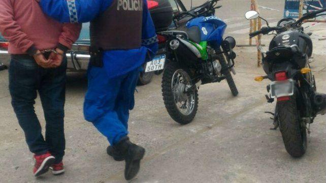 Crecen un 20 por ciento los robos en moto en Buenos Aires