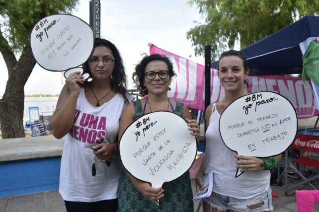 Ni Una Menos busca que el paro del 8 de marzo alcance a mujeres de todos los ámbitos.