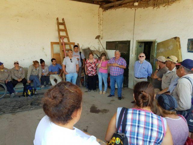 Buenas Noticias. González anuncia el incremento a los trabajadores.