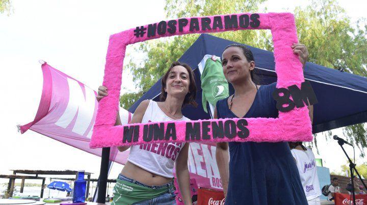 #8M: Rosario se organiza de cara al paro internacional de mujeres