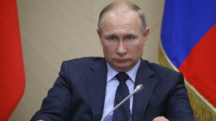Putin se aseguró unas elecciones sin competidores de peso