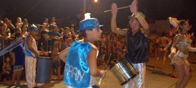 Todo listo para el Carnaval de San Lorenzo