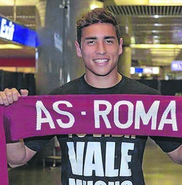 Vender otro poco. Ponce fue transferido en enero de 2016 y Ñuls se quedó con un 40%. Roma tiene la chance de comprar un 20% más.