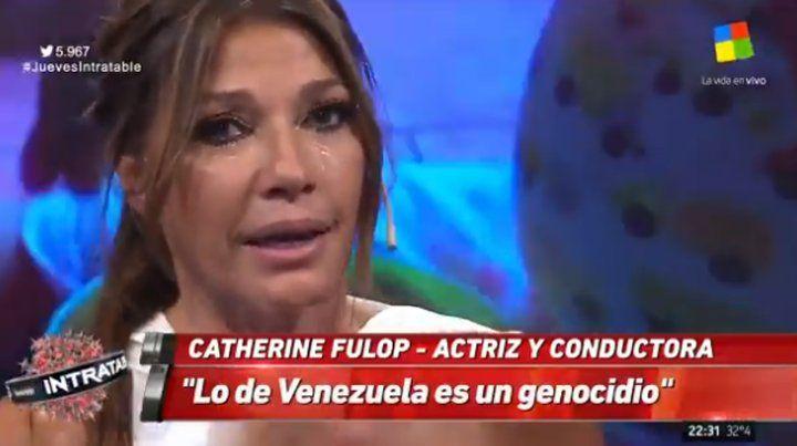 No hay dictadura con tanta maldad como en Venezuela, aseguró Fulop