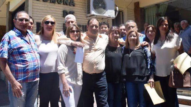 El presidente comunal de Maciel denunció un golpe institucional