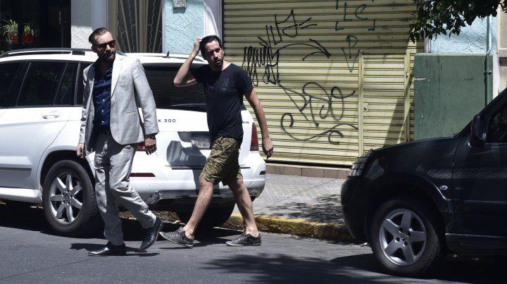 Lucho Paladini fue liberado y tendrá prisión domiciliaria