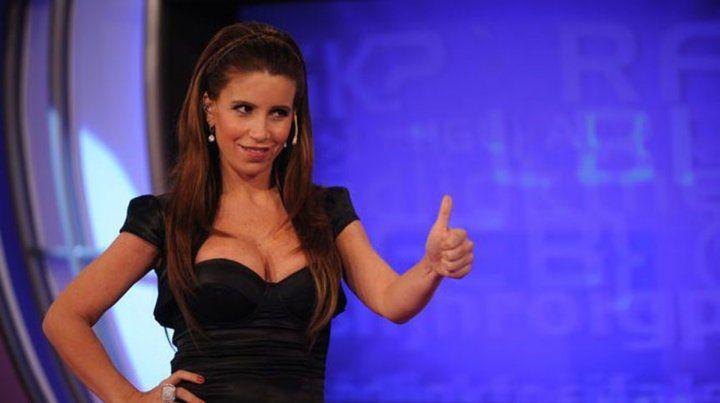 Flor Peña reemplazará a Pampita como miembro del jurado del Bailando