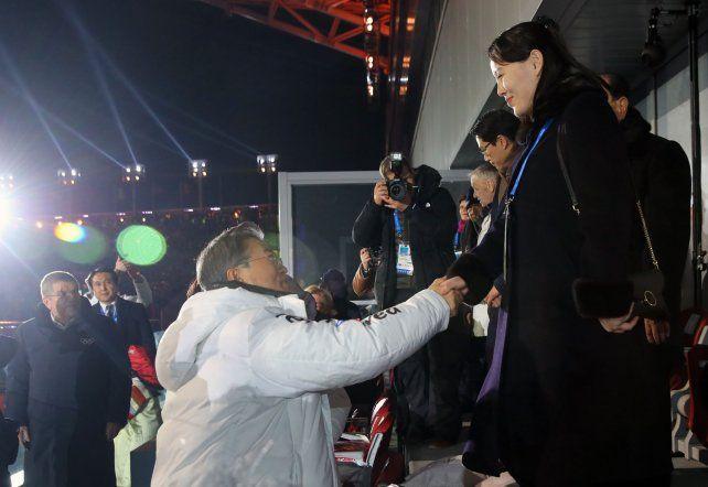 El presidente de Corea del Sur