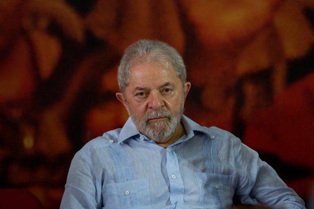 Lula se va quedando sin opciones en el Poder Judicial. Fue condenado a 12 años en segunda instancia.
