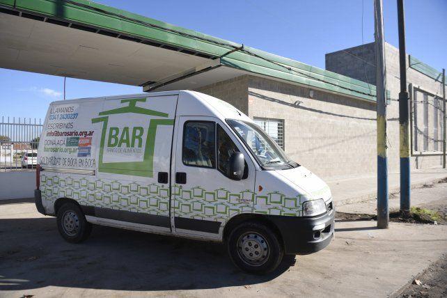 El BAR trabaja en conjunto con el Mercado de Productores y los alimentos van a 197 instituciones.