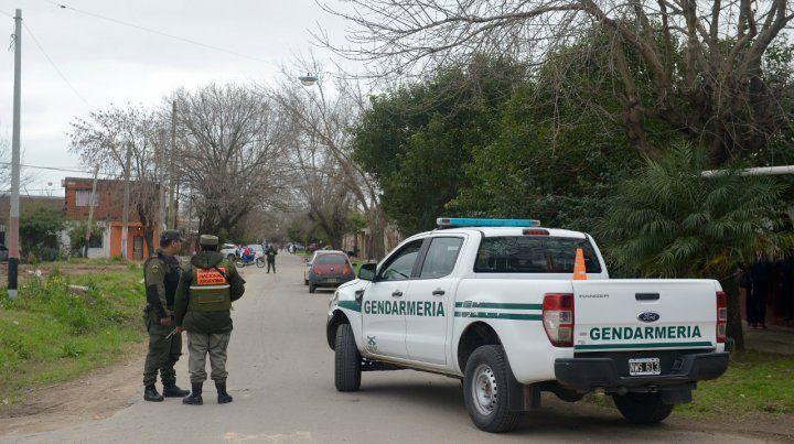 Más presencia. Gendarmería reforzará sus tropas en los barrios más violentos de la ciudad