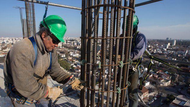 El costo de la construcción subió 24,6 por ciento en un año