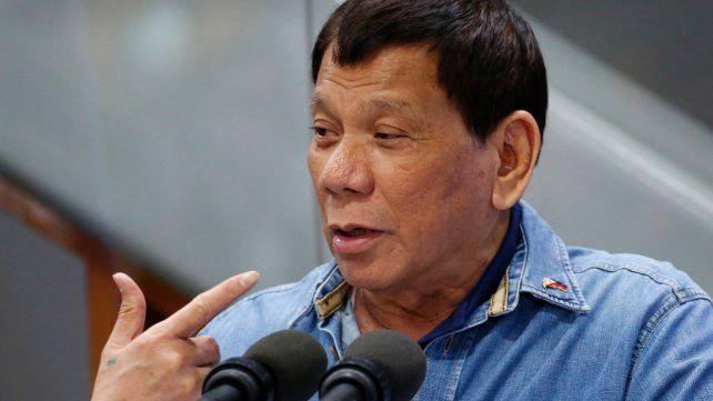 El presidente filipino y una cuestionable recompensa