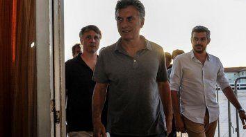 Culminó el retiro con reclamo de Macri de más transparencia