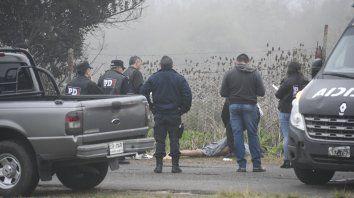 Brian Chamorro fue hallado sin vida el pasado 26 de julio en la zona de avenida de Circunvalación y calle Monteagudo, en Villa Gobernador Gálvez.