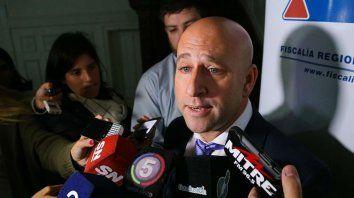 El fiscal regional de Rosario, Patricio Serjal, explicó los cambios en el MPA.