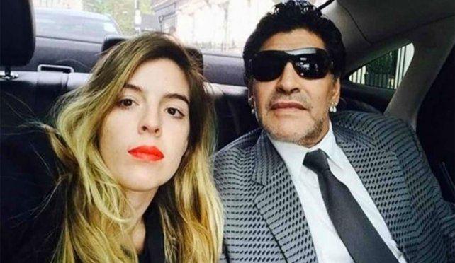 Dalma Maradona impondrá una insólita condición en su casamiento para proteger a Diego