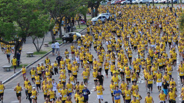 Harán un maratón para ayudar a una familia