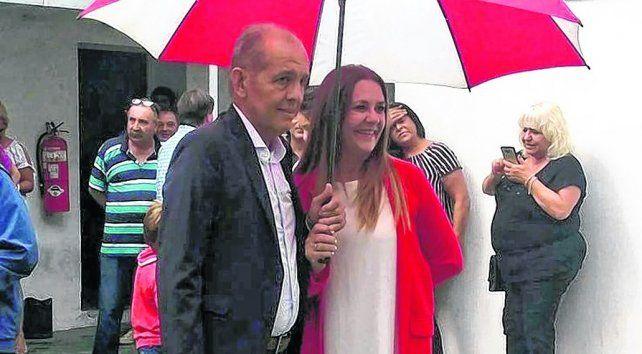 Alejandro Sabella se casó entre los colores del pincha