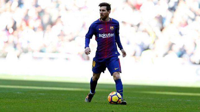 La fija. Leo Messi estará desde el inicio ante Chelsea