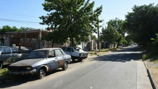 El cuerpo estaba en Guillermo Tell y Ayacucho.