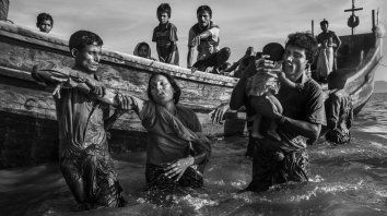 Las imágenes nominadas al World Press Photo 2018
