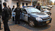 La detención de Cable Esquivel fue concretada por efectivos de la Policía Federal.