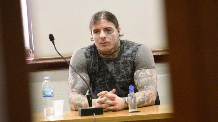 Matías Pera declaró como testigo en Tribunales hace un año en el juicio por la muerte de Pimpi Caminos.