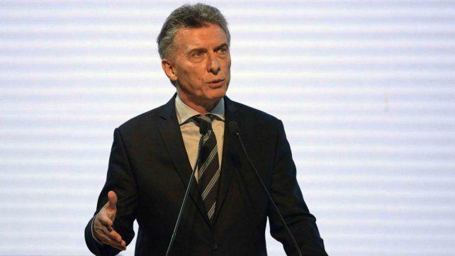 Macri evitó hablar de la marcha y criticó a la gestión kirchnerista