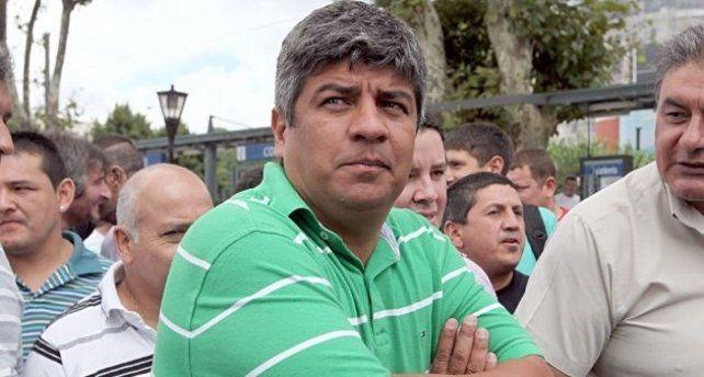 Pablo Moyano volvió a tildar de traidores a sindicalistas que no van a la marcha
