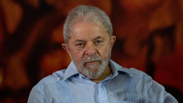 El ex primer mandatario Lula da Silva.